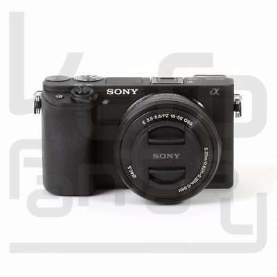 Autentico Sony Alpha a6300 Mirrorless Digital Camera with 16-50mm Lens (Black)