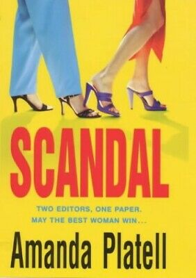 Scandal by Platell, Amanda Hardback Book The Cheap Fast Free Post