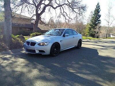 2012 BMW M3 Competition Edition 2012 BMW M3 FROZEN SILVER COMPETITION EDITION 1 OF 40 EXTREMELY RARE