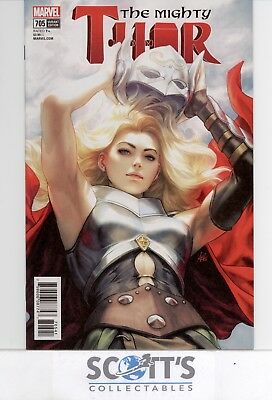 Mighty Thor #705 New Artgerm Variant (Bagged & Boarded) Freepost