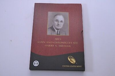 2015 Coins and Chronicles Set Harry S. Truman