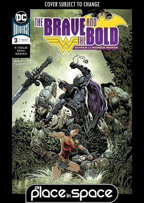 Brave And The Bold: Batman And Wonder Woman #3 (Wk16)