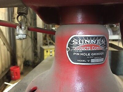 Sunnen Model S Pin Hole Grinder Hone