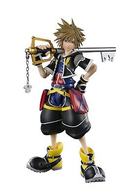 Bandai Tamashii Nations S.H.Figuarts Sora Kingdom Hearts II Action Figure
