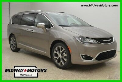 Chrysler Pacifica Limited 2018 Limited New 3.6L V6 24V Automatic FWD Minivan/Van