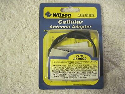 New Wilson Electronic 359909 Cellular Antenna Adapter.