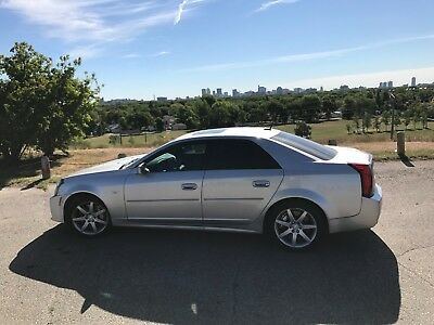 Cadillac: CTS 5.7 LS6 350 cu in 6 Speed Standard CTS-V Rare Factory LS6 400 Horsepower 6 Speed Cadillac CTS-V Low Mileage Clean Title
