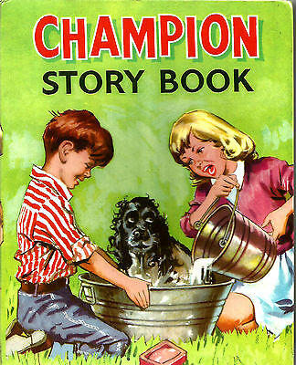 Champion Story Book c1960s