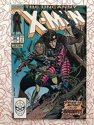 The Uncanny X-Men #266 (Aug 1990, Marvel) First Appearance Gambit HIGH GRADE NM