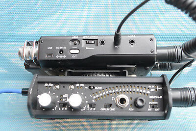 Sound Devices MixPre-D, plus FREE Tascam DR-100mk2; bracket, and TAF-3 cable
