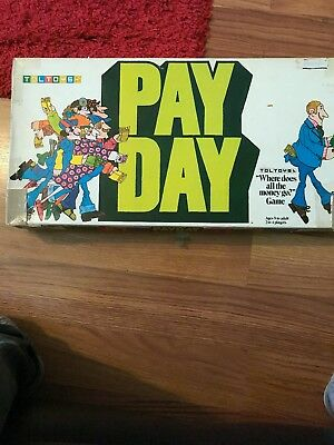 Pay Day Vintage Game 1975