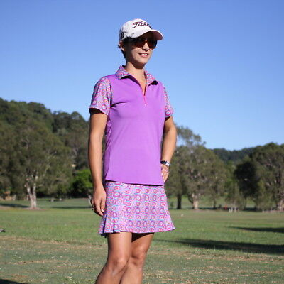 BNWT, Golf Outfit with Splash Skort and Coordinating Top, FREE SHIPPING!