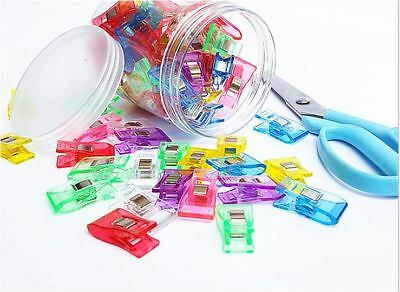 20X WONDER CLIP for Quilting, Bag Making, Craft, Blanket Sewing Tool, Stationery