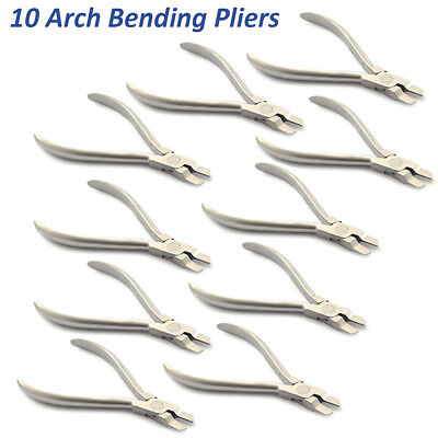 10 Orthodontics Tweed Arch Bending Pliers Dental Pinzas Ortho Wire Forming plier
