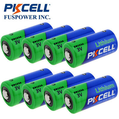 12 x CR123A Lithium Battery for Netgear Security Camera VMS3330 3430 3230 3310