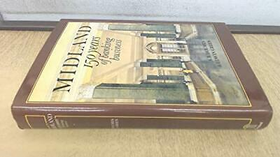 Midland: 150 Years of Banking History by Green, Edwin Hardback Book The Cheap