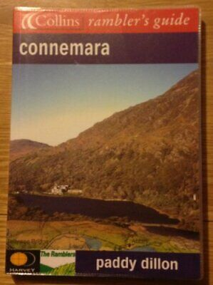 Connemara ( Collins Rambler's Guide ) by Dillon, Paddy Book The Cheap Fast Free