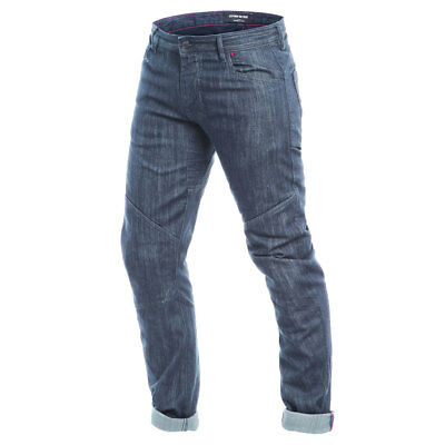 Dainese Todi Medium Denim Moto Motorcycle Motorbike Slim Fit Jeans | All Sizes