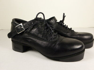Ryan & O'Donnell Irish Deluxe Classic Range of Leather Hard Dance Shoes size 3