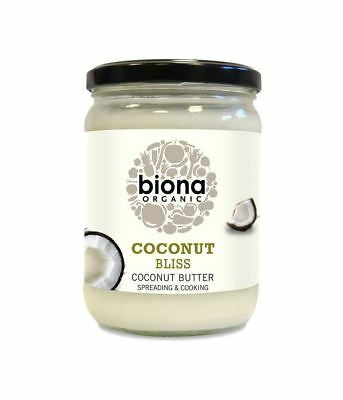 Biona Coconut Bliss Butter - Organic [400g]