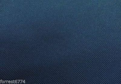 Canopy & Awning Type Waterproof Dark Blue Canvas Fabric 1000D P/Mtr