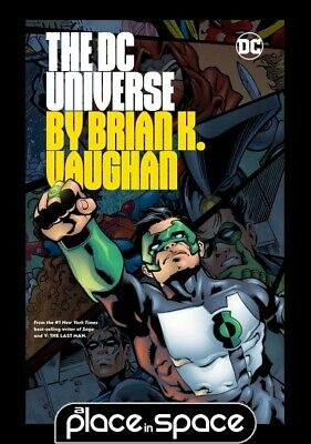 Dc Universe By Brian K Vaughan - Hardcover