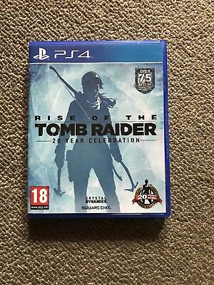 Rise Of The Tomb Raider - 20 Year Celebration (Day One Edition) PS 4 Deutsch