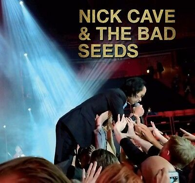 Nick Cave & The Bad Seeds - Stockholm 2017 - Crystal Cat ***new Release***