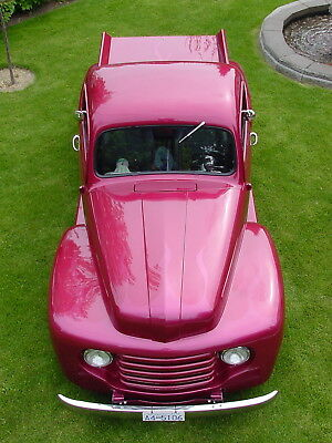 Ford: Other Pickups pickup 1948 Ford F1 Pro-street custom mod