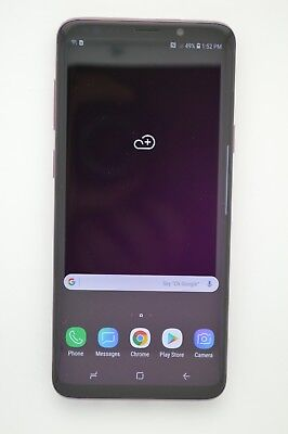 Samsung Galaxy S9+ PLUS SM-G965U 64GB Purple GSM UNLOCKED AT&T VERIZON TMOBILE
