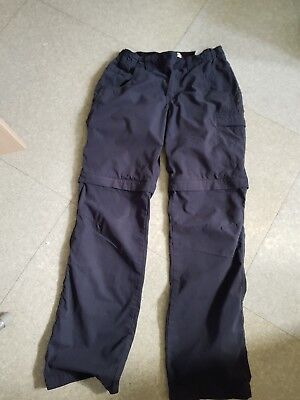 Berghaus  Navy Zip Off Trousers Size 8