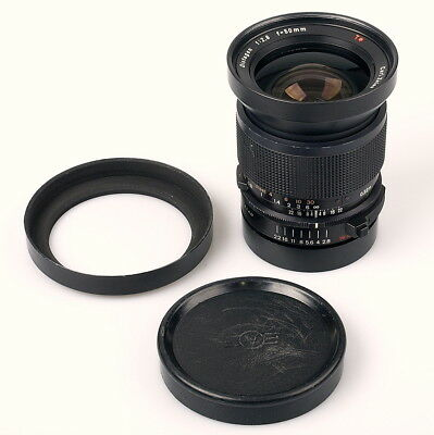 Hasselblad Distagon T 50mm F2.8 FL lens for use with the 2000 series.