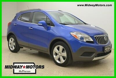 Buick Encore  2016 Used Turbo 1.4L I4 16V Automatic FWD SUV OnStar