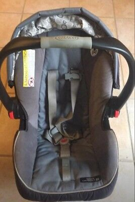 BRITAX B-Safe Black Infant Car Seat