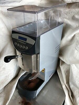 Nuova Simonelli Mythos Espresso Grinder-Built in tamping