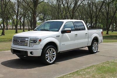 Ford F-150 Supercrew Limited 4WD MSRP $55205 Supercrew Limited 4WD  MSRP $55205 Heated and Cooled Seats Navigation 22's Moonroof New Tires MSRP New $55205
