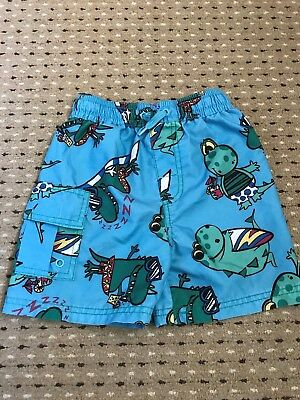 Next Baby Boys Dragon Shorts 18-24 Months