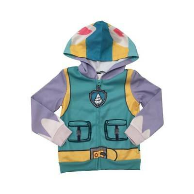 Paw Patrol Little Girls Everest Toddler Hoodie, Size 3T
