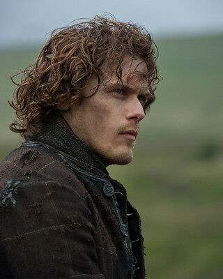 OUTLANDER - SAM Heughan Jamie Fraser 1 new rare 8x10 8 X 10 photo picture  237