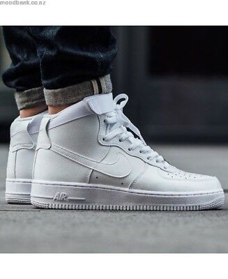 nike air force 1 high mens white nz