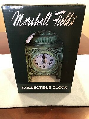 Marshall Field's Collectible Clock! BRAND NEW! RARE & MINT! State Street Replica