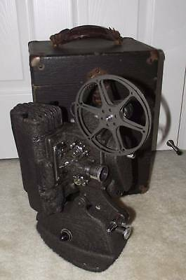Antique Ampro A8 8Mm Precision Projector & Case - Sn 1001 - 1St A8 Made - Works