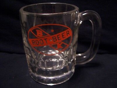 Vintage And Rare Bk Root Beer Mug 4 3/8 In Tall 1 Lb 10 Oz Very Clean