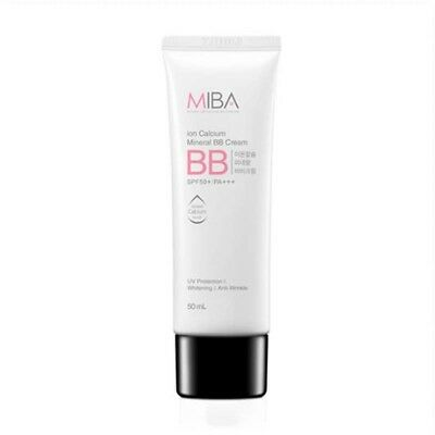 MiBa Ion Calcium Mineral BB Cream 50ml Hong Jin Young BB