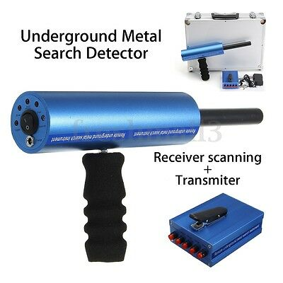 Pro 3D Search Gold Silver Metal Diamond Detector Locator 800m Long Range Finder