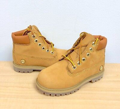 27843 Timberland 6in Premium P&G Wheat TODDLERS BOOTS
