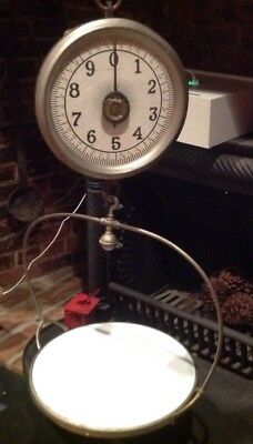 Vintage Jacobs Bros. Co. Inc. Hanging Scale - Store Produce Rustic