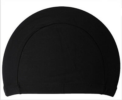 Adult Easy Fit Men Women Unisex Swimming Hat Swim Cap Nylon Spandex Fabric sro
