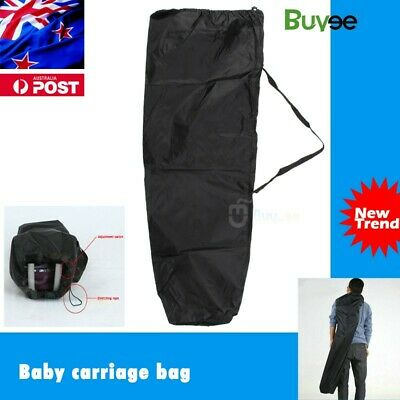 Portable Baby Umbrella Stroller Pram Air Plane Train Travel Check Gate Bag Cover