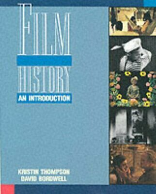 Film History: An Introduction by Bordwell, David Paperback Book The Cheap Fast